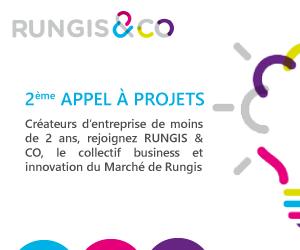 Appel à projets : Rejoignez l'incubateur-pépinière Rungis&Co