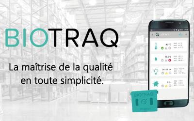 BIOTRAQ, jeune pousse de Rungis&Co, représentera l'innovation française au CES 2017 à Las Vegas